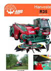 AMB Rousset - Model R35 - Apple-Harvester - Datasheet