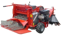 AMB Rousset - Model N02 - Nut Harvester