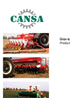 Cansa Agricultural Machinery - Product Catalog