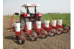 Cansa - Model Ceyhan Series - Mechanical Seed Drill Machines (Universal Type)