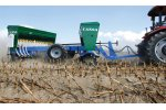 Cansa - Model Hamarat Series - Semi Processed Stubble Planting Machines