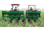 Cansa - Model Lider Series - Hoeing Machines with Fertiliser