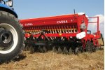 Cansa - Model Mustafacan Series - Direct Stubble Planting Combine Grain Machines