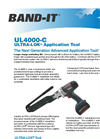 Band-It UL4000-C Ultra-Loc Application Tool Brochure