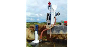 Harvestec - Aquaculture Pumps