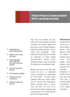 Fresh Produce Enhancement Brochure