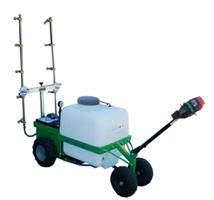 ECOspray - Electric Traction Vehicle