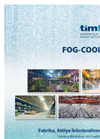 Fog Cooling Units - Brochure