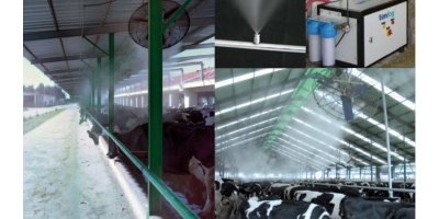 Dairy Farms Cooling Units
