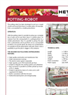 Potting Robot Machine Brochure