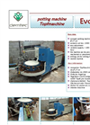 Demtec - Model Evo² - Potting Machines Brochure