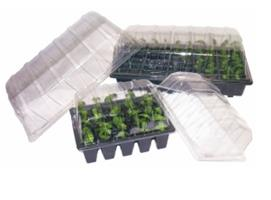 H-Smith - Propagator Lids -Half Tray