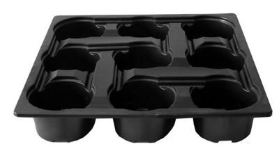 H-Smith - Linked Round Pot Carry Trays