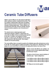 Mantec Ceramic Tube Diffusers - Brochure