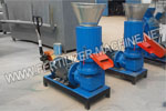 Flat Die Organic Fertilizer Granulator, Bio Fertilizer Granulating Machine