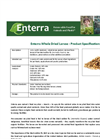 Enterra Whole Dried Larvae Brochure
