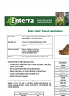 Enterra - High Protein Meal Brochure