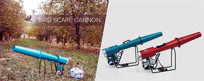 ALANKO - Model M1 - Bird Scare Cannon