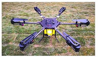 Model JT20L-606 - 20L Sprinkler Drone for Orchard