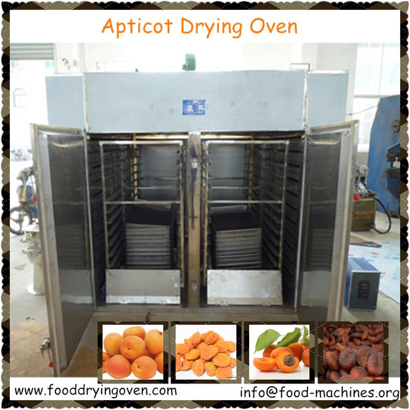 AZEUS - Apricot Dryer Machine