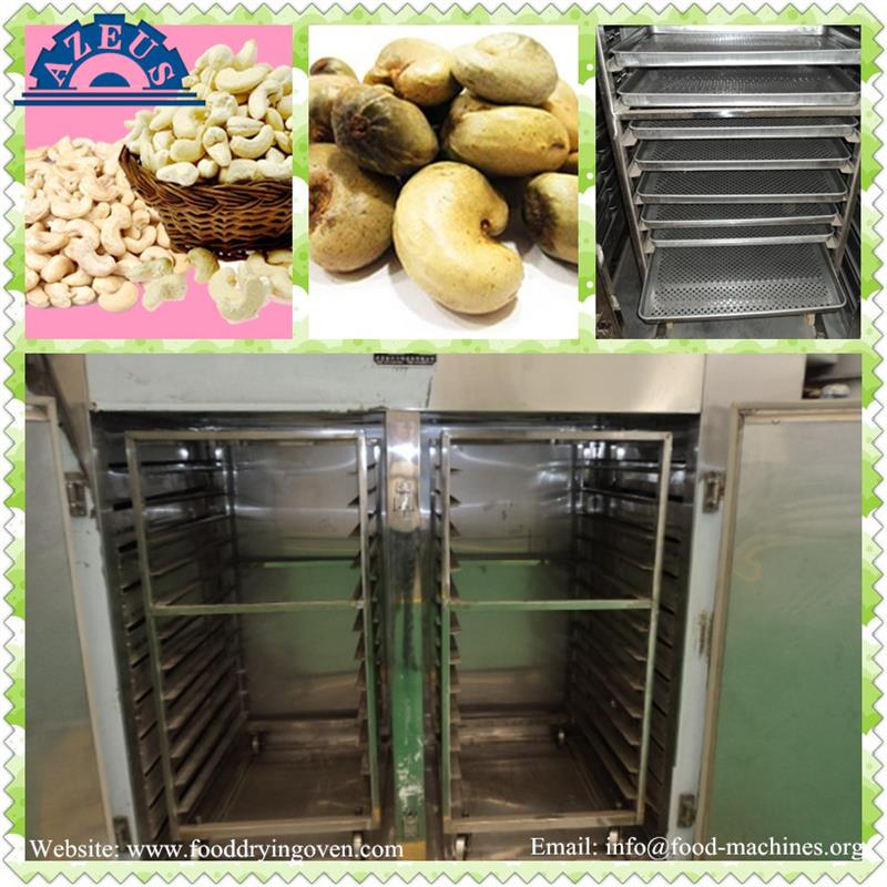 AZEUS - Cashew Nuts Dryer Machine