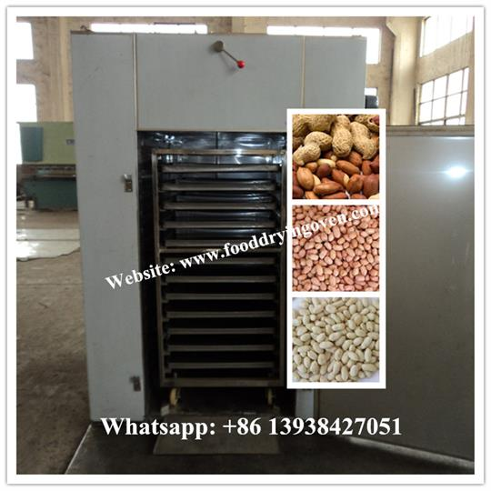 AZEUS - Peanut Dryer Machine