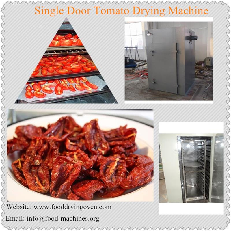 AZEUS - Single Door Tomato Drying Machine