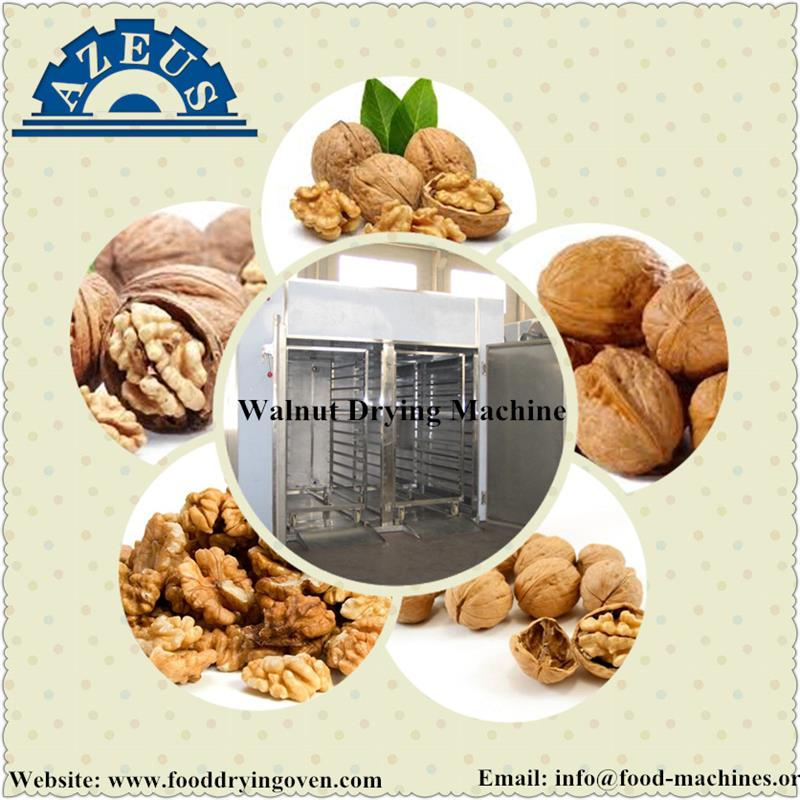 AZEUS - Walnut Drying Machine