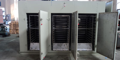 AZEUS - Model AZS-CT-C-III - Vegetables Hot Air Drying Oven for Sale