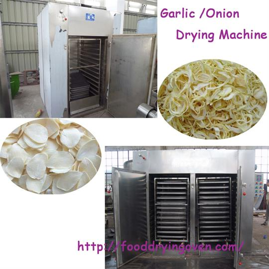 AZEUS - Garlic/Onion Drying Machine Oven