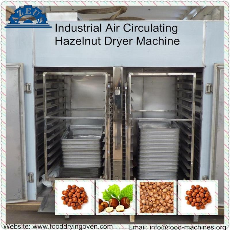 AZEUS -  Hot Air Circulation Hazelnut Drying Machine