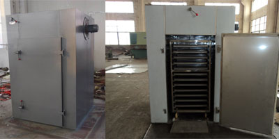 Azeus - Model AZS-CT-C-0 - Seafood Drying Oven