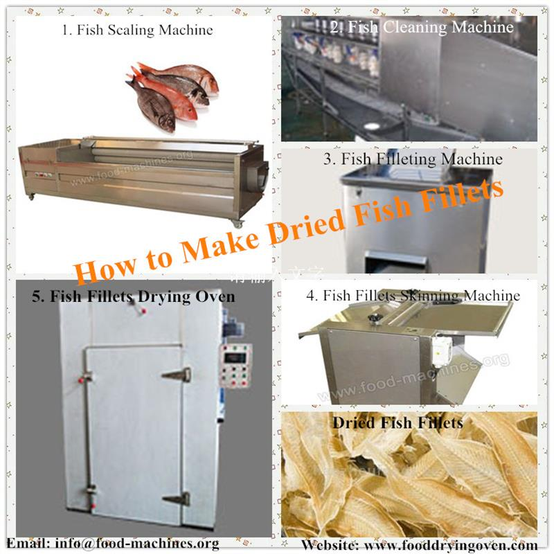 AZEUS - Supply Dried Fish Fillets Making Equipment
