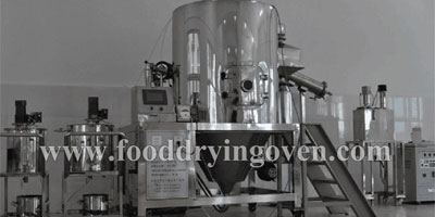 AZEUS - Spray Drying Machine for Fruit Powder/Milk Powder