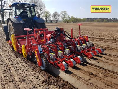 How to guarantee optimal vegetable growing - a precision seed drill-2