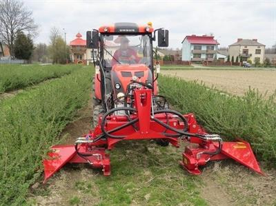 Sava - Multi-Functional Machine for Orchards and Plantations