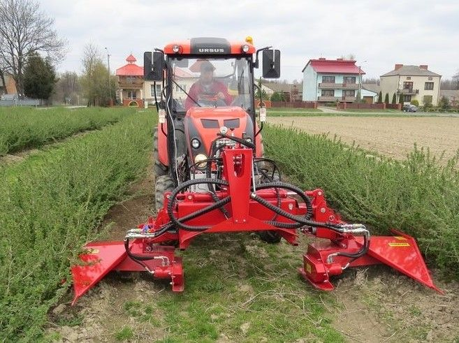 Multi-Functional Machine for Orchards and Plantations-1