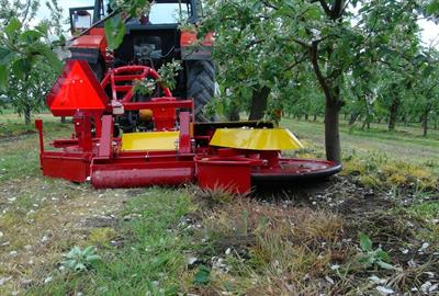 Model KS 220R - Mowers and Slashers for Orchard and Plantation