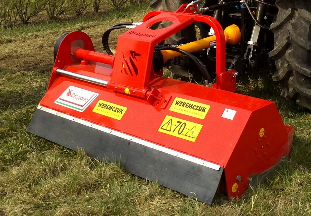 Flail Mowers and Shredders-2