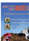 Poultry Manure Drying Brochure