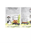 HORTIMAN - Model 2HD 3.00 - Hydraulic Trolley- Brochure