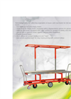 Two Leveled Harvesting Trolley- Brochure