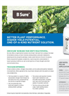 B-Sure PTB Corn - Brochure