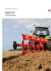 MASTER - Model 103 NSH - 2 Bodies Mounted Reversible Ploughs Brochure