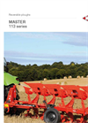 MULTI-MASTER - Model 113 NSH - 2 Bodies Mounted Reversible Ploughs Brochure
