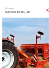 Model DC 301 - Soil Looseners Brochure