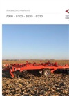 Model TDH 7300-18R - Seed Bed Tandem Disc Harrow  Brochure