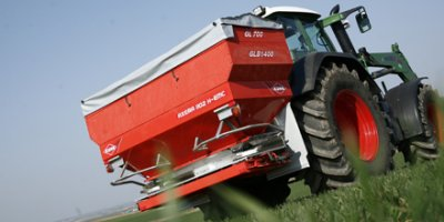 AXERA - Model H EMC - Twin Disc Fertiliser Spreader