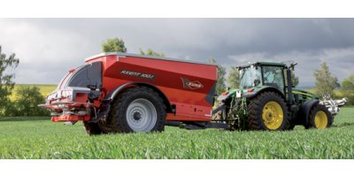 AXENT  - Model 100.1 - Twin Disc Fertiliser Trailed Spreader