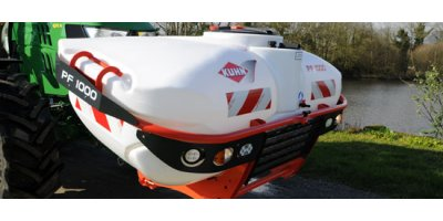 Kuhn - Model PF 1000 - 1500 - Integrated Sprayers
